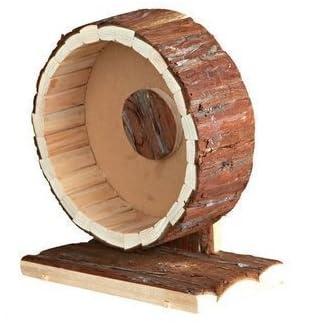 natural living exercise wheel for mice & dwarf hamsters 16cm Natural Living Exercise Wheel for Mice & Dwarf Hamsters 16cm 411 VIPJJZL