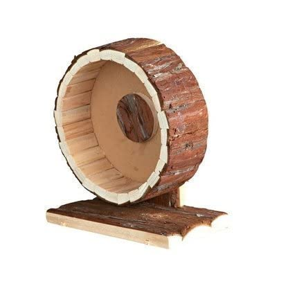 Trixie Natural Living Exercise Wheel for Mice & Dwarf Hamsters 16cm 1