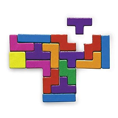 Tetris Aimants de réfrigérateur