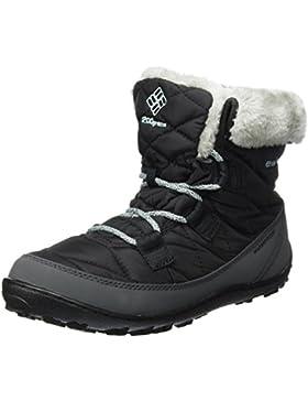 Columbia Youth Minx Shorty Omni-Heat Waterproof, Botas de Nieve Para Niñas