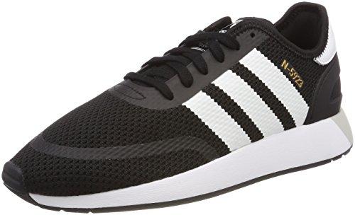 adidas Herren Iniki Runner CLS Fitnessschuhe, Schwarz (Negbás/Ftwbla / Griuno 000), 43 1/3 EU