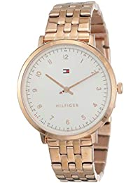 Tommy Hilfiger Analog Silver Dial Women's Watch - TH1781760