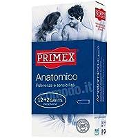 Primex Anatomico - 12 komfortable Kondome aus Italien preisvergleich bei billige-tabletten.eu