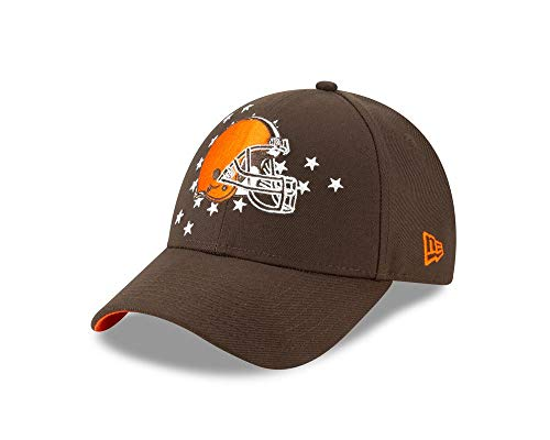 New Era Cleveland Browns 9forty Adjustable Cap Nfl19 Draft Brown - One-Size (Baseball-cap Browns Cleveland)