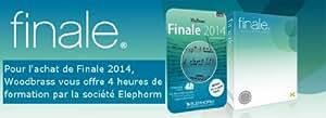 M.A.O MAKEMUSIC FINALE 2014 + DVD ELEPHORM Editeur de partition