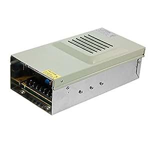Gino 220V à 12V DC 25A bande de LED 300W résistant à l'eau de commutation adaptateur d'alimentation