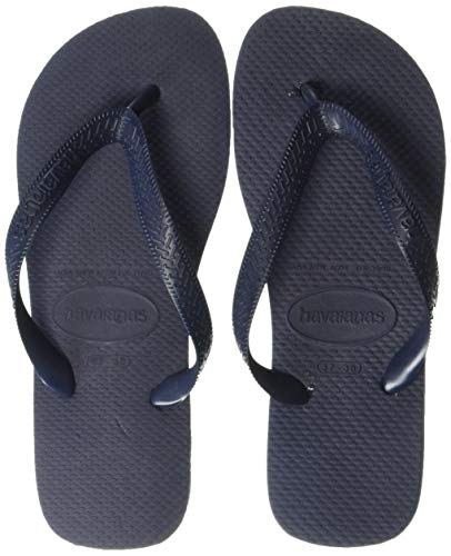 Havaianas Top, Chanclas Unisex Adulto, Azul Navy Blue