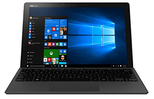 ASUS T303UA-GN047T 12.6 inch Transformer 3 Pro Notebook (Intel Core i7-6500U Processor, 8 GB RAM, 512 GB SSD, WQHD+ 2880x1620 Touchscreen, Windows 10, Includes Stylus) - Grey/Metal