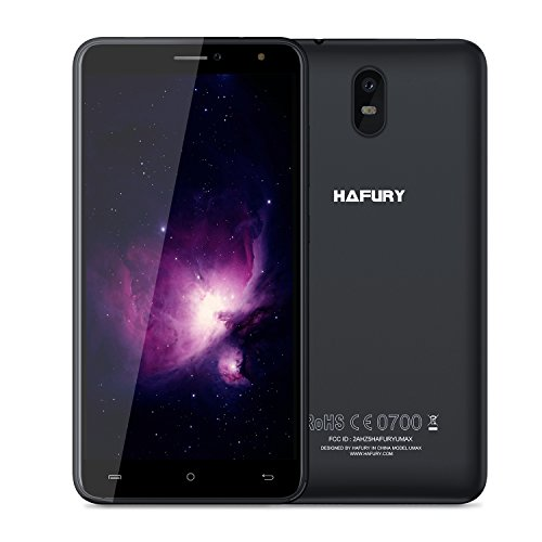 CUBOT HAFURY UMax - 3G Android 7.0 Smartphone libero (Touch Screen 6.0