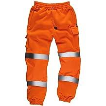 Warnbundhose Nizza orange-grau Gr Funsport Bekleidung & Schutzausrüstung 54