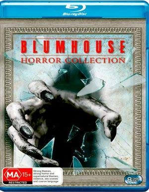 Blumhouse Horror Collection - 8-Disc Boxset ( / Unfriended ) (Blu-Ray)