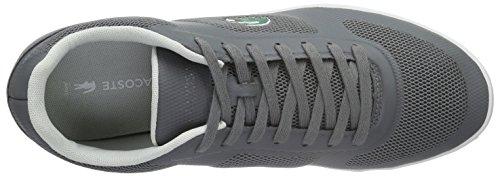 Lacoste Court-Minimal Sport 316 1, Baskets Basses Homme Gris - Grau (DK GRY 248)