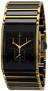 Rado Integral Blceramic Homme 39mm Chronographe Date Montre R20851162