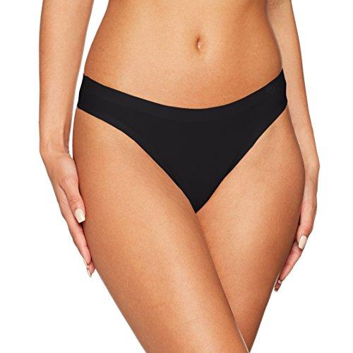 Marc O'Polo Body & Beach 160431-Tanga Hilo Mujer Negro