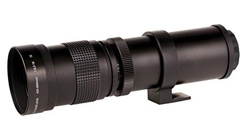 DÖRR Teleobjektiv 8,3-16/420-800mm Zoom T2