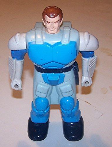 *Vintage* TRANSFORMERS Action-Figur JAZZ (Classic Pretender), lose (Optimus Spielzeug Vintage Prime)