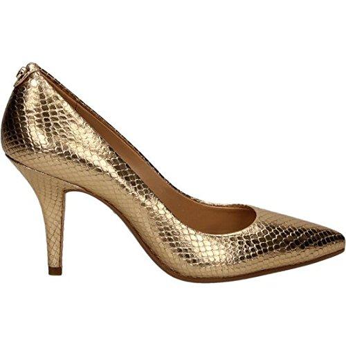 Michael Kors , Chaussures de sport d'extérieur pour femme or or 35 EU Or
