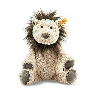 Steiff 65682 - León de Peluche (30 cm), Color Beige y marrón