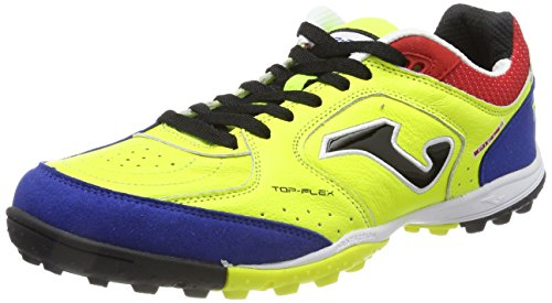 Joma Topw_711_tf Chaussures De Football Top Flex 711 Turf Giallo Fluo Jaune