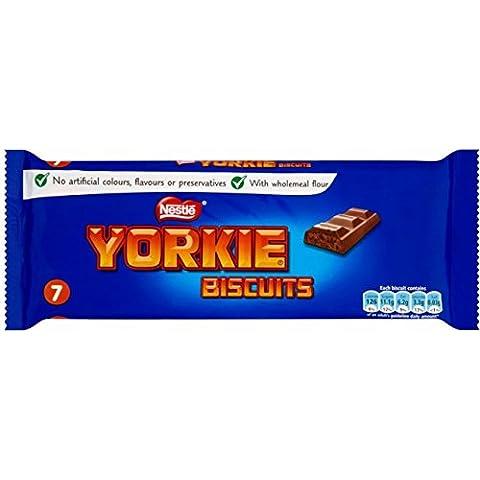 Nestle Yorkie Galletas (7 Por Paquete - 172g)