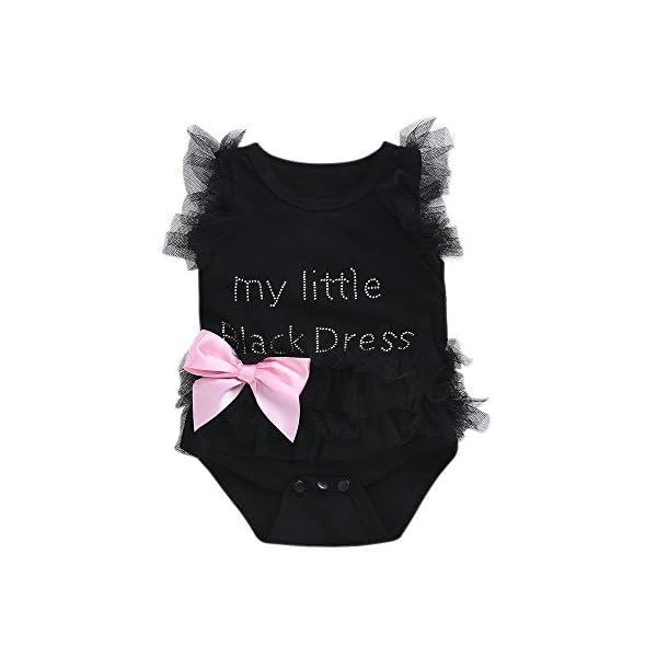 Baby Girl Romper New Born Kids Dresses Mono Traje Vestido Ropa Traje 1