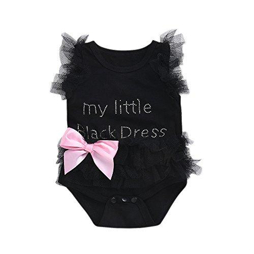 Born Kids Baby Girls' Romper Jumpsuit Bodysuit Tutu Dress Clothing ()