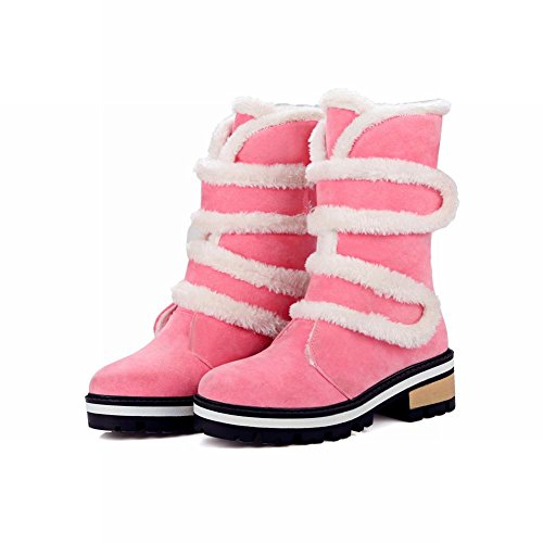 MissSaSa BOOTS DONNA SLIP-ONS DOLCE Rosa