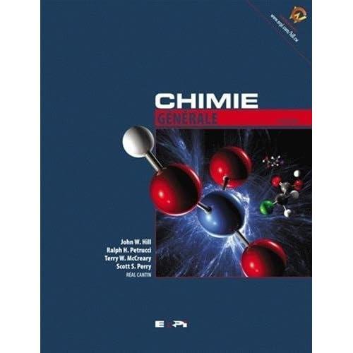 Chimie generale 2e +etext hill & pettrucci by Hill W. John Petrucci H. Ralph (April 18,2008)