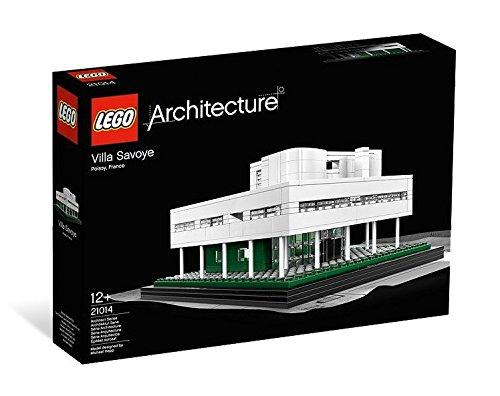 Preisvergleich Produktbild Lego Architecture 21014 - Villa Savoye