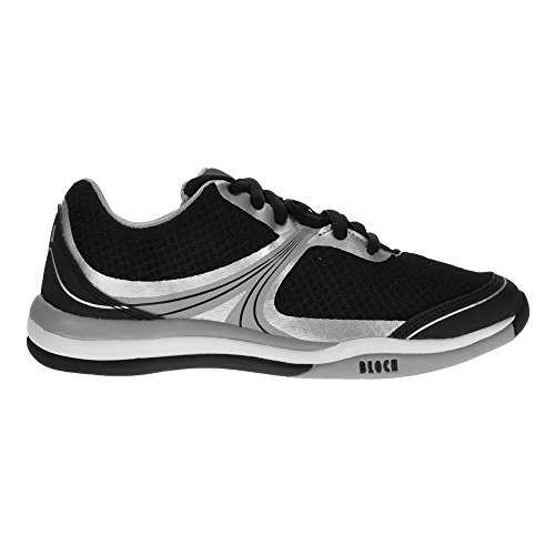 NEW Bloch 925 Element Danse Sneaker Noir