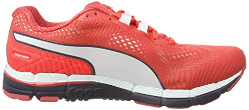Puma  Faas 600 v3 Wn's, Chaussures de course femmes Rouge - Rot (cayenne-white-periscope 04)