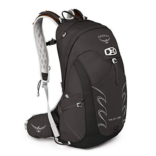 Osprey Talon 22 Wanderrucksack für Männer - Black (S/M)