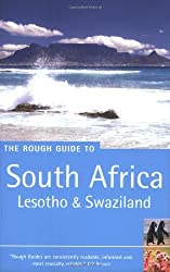 The Rough Guide to South Africa, Lesotho and Swaziland - 4th edition by Tony Pinchuck (2005-06-30)