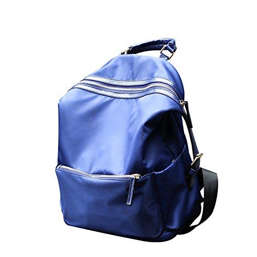 Zaino di Oxford/Sacchetto di svago coreano/Moda semplice Big-bag-A A