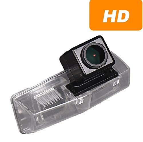 170° HD Rückfahrkamera 1280 * 720 Pixel 1000TV Linien Kamera Rückfahrkamera wasserdicht Nachtsicht Rückansicht Einparkhilfe Rückfahrsystem Kennzeichenleuchte für Toyota Altezza/Aristo/Celsior - Altezza Toyota