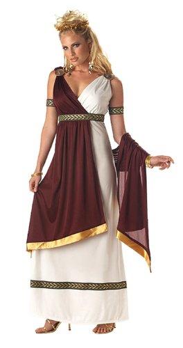 Déguisement Impératrice Romaine femme - Large