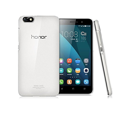 AE Imak Crystal Clear Transparent Thin Hard Best Back Case Cover For Huawei Honor 4X  available at amazon for Rs.249