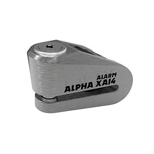 Preisvergleich Produktbild Oxford Alpha XA14 Alarm Bremsscheibenschloss Schwarz