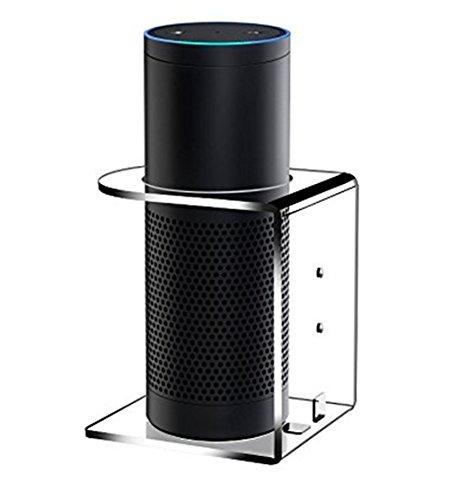 x-super Acryl Lautsprecher Ständer für Alexa Amazon Echo UE Boom Lautsprecher Enhanced Stärke und Stabilität Station Halterung Home Décor