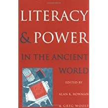 Literacy and Power, Ancient World