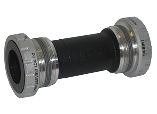 Shimano Lagerschalensatz BSA Innenlager MTB Hollowtech II für Deore SM BB51/BB52