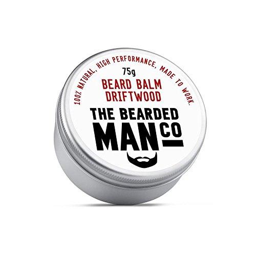 The Bearded Man Beard Balm 75g Driftwood