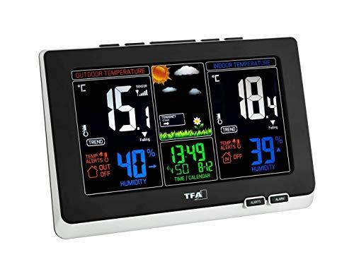 TFA 35.1129.01 - Estación meteorológica Digital con Sensor Remoto