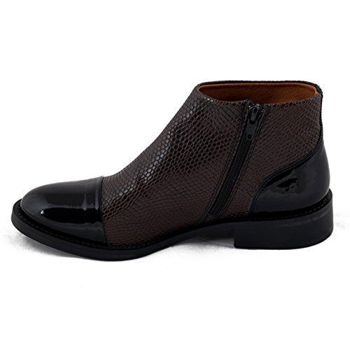 ... NAE Lorena Brown - vegane Schuhe 39