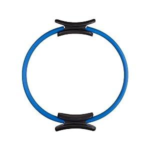 EmpireAthletics – Pilates-Ring mit Polstern und 38 cm Durchmesser für Pilates, Yoga , Ganzkörper-Training, Gymnastik uvm. – Core-Trainer Circle Kreis Magic-Circle