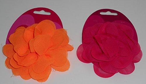 Preisvergleich Produktbild 2Stück Blume Haar Clips Set Mädchen/Damen Haar Zubehör