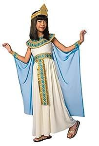 Temps AD Inc. 185590 Cleopatra Costume enfant - Blanc - Petit - 4-6