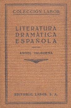 Literatura dram‡tica espa–ola