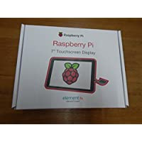 Raspberry Pi 7-Inch Touch Screen Display
