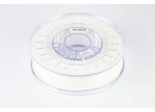 Filament filoalfa 1.75mm n-asa Blanc 700g